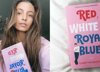 Julia Wieniawa promuje książkę o miłości LGBT: