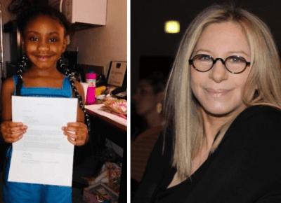 WIELKI GEST! Barbra Streisand podarowała córce George'a Floyda akcje firmy Disney!