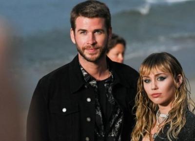 """Miley Cyrus śpiewa o rozstaniu z Liamem Hemsworthem w nowej piosence """"Slide Away""""."""
