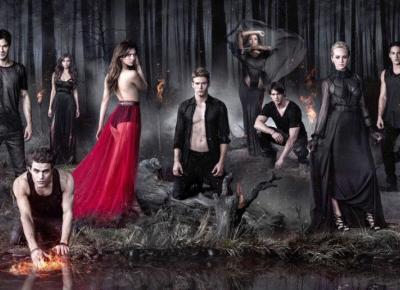 Powstanie NOWY SERIAL na podstawie książek twórczyni Pamiętników wampirów!