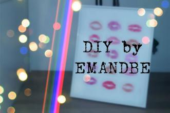 emandbe ♥: DIY BY EMANDBE ♥