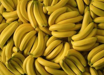Doczekaliśmy się. Wyhodowano banana z jadalną skórką!