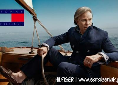 TOMMY HILFIGER  - Sara Leśniak