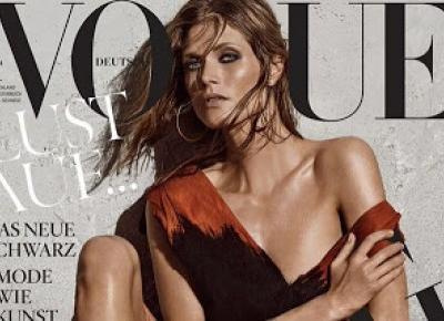 Polski Vogue? ~ Sara Leśniak