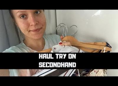 HAUL SECONDHAND | ZARA H&M VANS