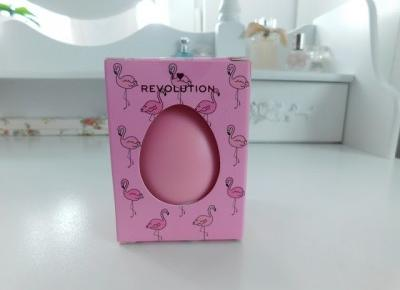 Makeup Revolution zestaw cieni Easter Egg Flamingo