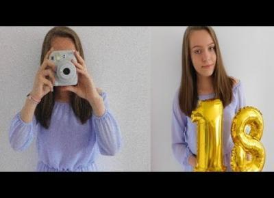 Moja osiemnastka ♥
