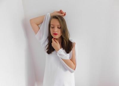 OOTD 03/06/2018 white dress