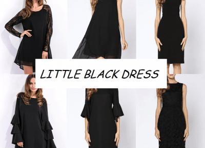 The little black dress story