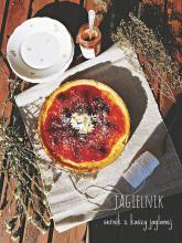 Kuchnia Ellie: Jagielnik z konfiturą truskawkową