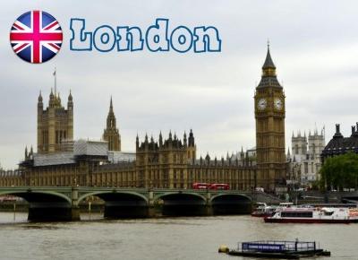 London Trip - My Birthday Present - Dream