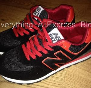 RECENZJA – Adidasy New Balance 574 – Everything AliExpress Blog Polska