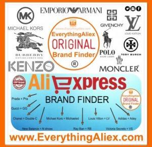 Jak Wyszukać Znane Marki na AliExpress – EverythingAliex ORYGINALNA Wyszukiwarka Marek – Everything AliExpress Blog Polska