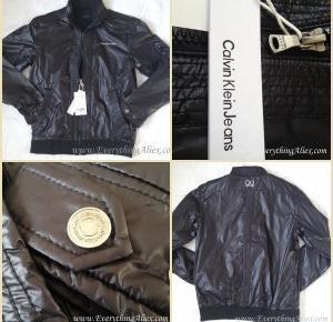 RECENZJA – Męska Kurtka Przejściowa CKJ Calvin Klein Jeans z AliExpress – Everything AliExpress Blog Polska