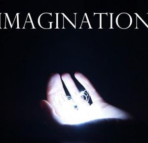 Szafirek: imagination