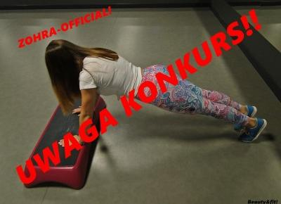 BEAUTY&FIT: KONKURS ZOHRA_OFFICIAL!