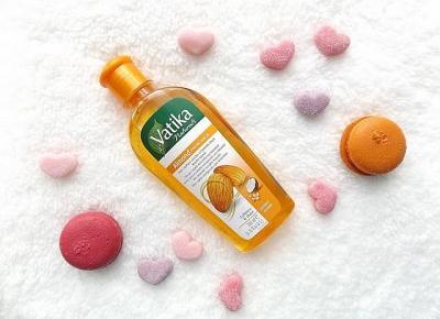 acne skin: Dabur Vatika » Migdałowy olejek do włosów