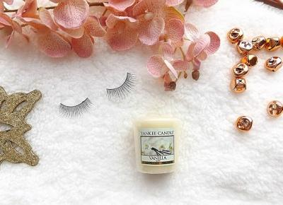 acne skin: Yankee Candle » sampler Vanilla