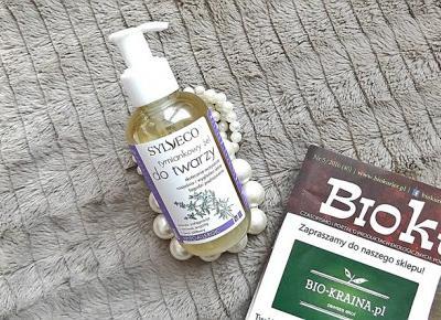 acne skin: Sylveco » Tymiankowy żel do twarzy » Bio-Kraina