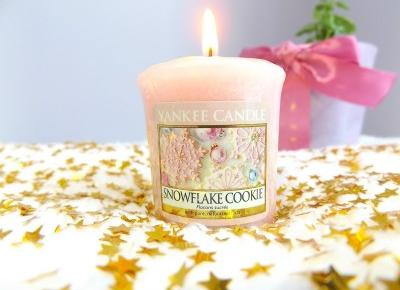 acne skin: Yankee Candle » Snowflake Cookie » sampler