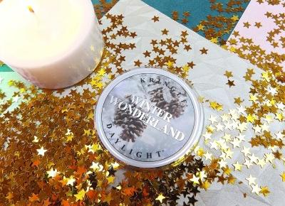 acne skin: Kringle Candle » Winter Wonderland » daylight