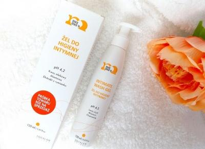 acne skin: Mama's » żel do higieny intymnej
