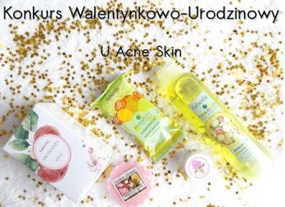 acne skin: Rozdanie u Acne Skin 04.02-10.03