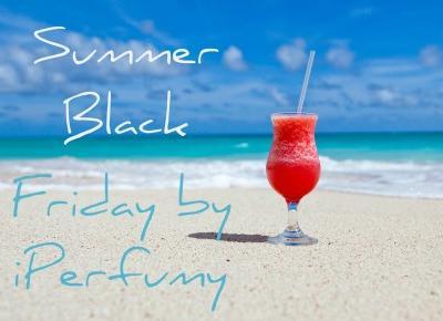 SUMMER BLACK FRIDAY 20% zniżki na różne marki iPerfumy 9.07-15.07