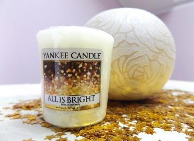 acne skin: Yankee Candle » sampler » All Is Bright