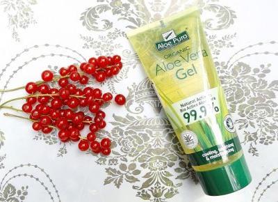 acne skin: Aloe Pura » Organiczny żel aloesowy