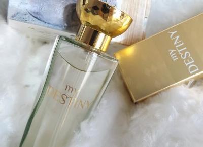 acne skin: Oriflame » My Destiny » woda perfumowana