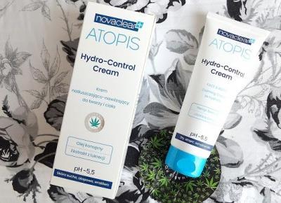 acne skin: Diagnosis » NovaClear Atopis » Krem natłuszczająco-nawilżający