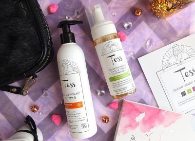 acne skin: Idea25 » Tess » Żel do higieny intymnej » Pianka do mycia twarzy