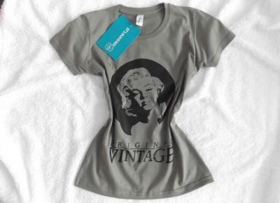 acne skin: IdeaShirt » Koszulka damska z własnym nadrukiem » Polecam na prezent