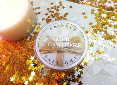 acne skin: Kringle Candle » Daylight » Gold & Cashmere