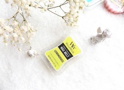 acne skin: WoodWick » wosk sojowy » Lemongrass