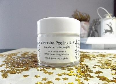 acne skin: Fitomed » Maseczka – Peeling K+K