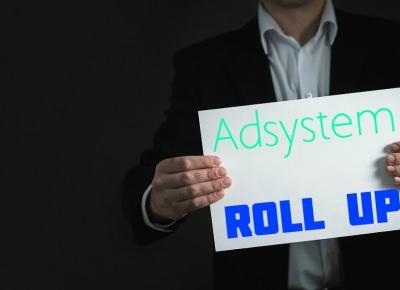 Adsystem » Roll up, czyli pomysł na reklamę