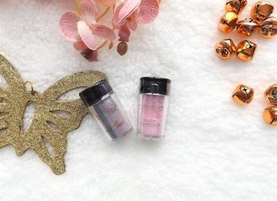 acne skin: Makeup Revolution » sypkie cienie do powiek » Pure Pigments » Allure Angelic