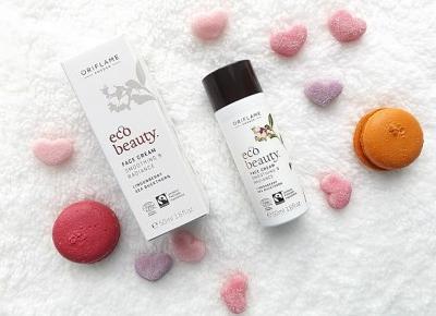 acne skin: Oriflame » Krem do twarzy Ecobeauty