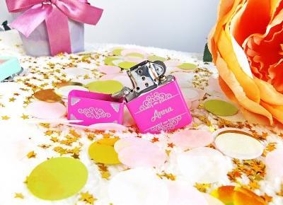 My Gift DNA » Zapalniczka » personalizowana propozycja na Dzień Matki