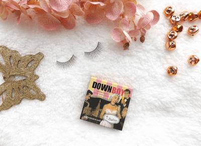 acne skin: theBalm » róż do policzków i cień do powiek » DownBoy