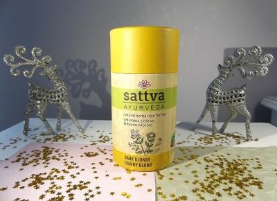 acne skin: Sattva » Bombay Bazaar » Henna ciemny blond