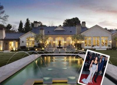 Najpiękniejsze domy gwiazd