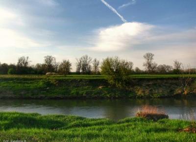 Nad rzeką ☺