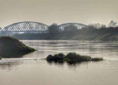Nad rzeką w Niepołomicach