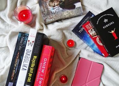 To Read Or Not To Read - recenzje książek: Plan był dobry, wykonanie znacznie gorsze - BookAThon lato 2017 - podsumowanie