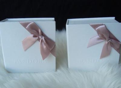 Ewushia: Original Pandora boxes - Oryginalne opakowania Pandory
