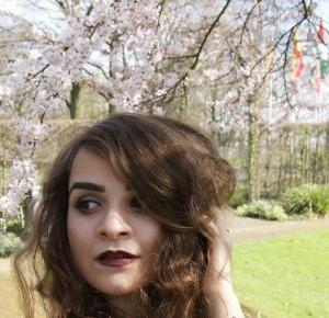 Ewushia: Wiosna w Düsseldorfie.