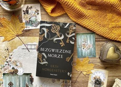 Pszczoła, miecz, klucz i ukryte drzwi - opinia o książce Erin Morgenstern
